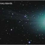 Комета Lovejoy проходит недалеко от Солнца