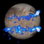 Под поверхностью спутника Юпитера Ганимеде обнаружили подповерхностный океан