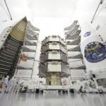 Сегодня в четверг 12 марта НАСА запустили 4 спутника для изучения магнитного поля Земли