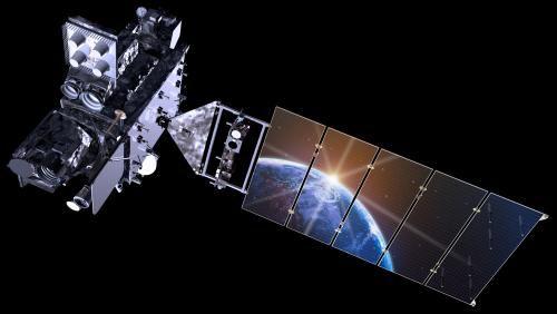 Спутник GOES-R сделает прогноз погоды еще более точным