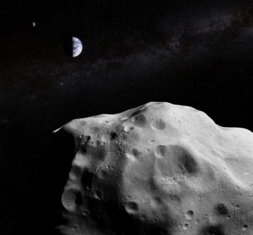 К нашей планете приблизился астероид 2014 YB35