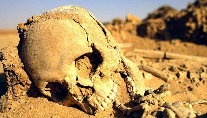 В Африке обнаружили останки человека с другим генотипом