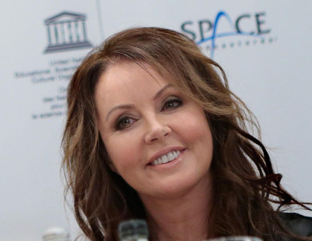 Британская певица отказалась от полета в космос на МКС