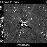 Космический аппарат New Horizons заснял все известные спутники Плутона