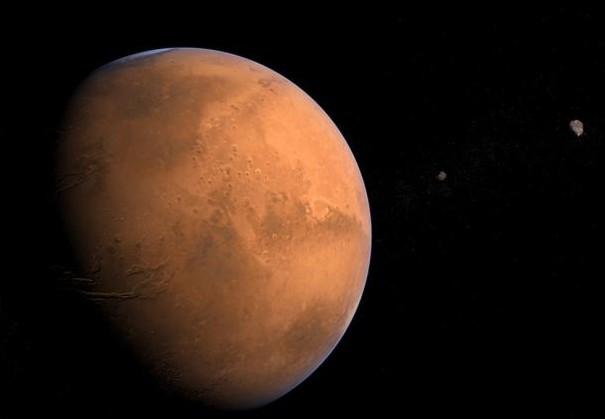 Японцы планируют доставить пробы грунта со спутника Марса
