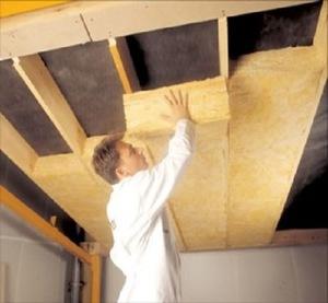 Утепление стен изнутри в деревянном доме