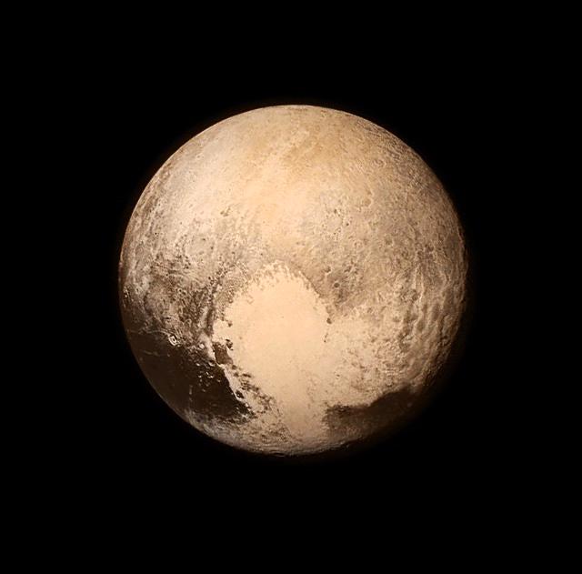 Еще никогда Плутон не был так близок нашему взору