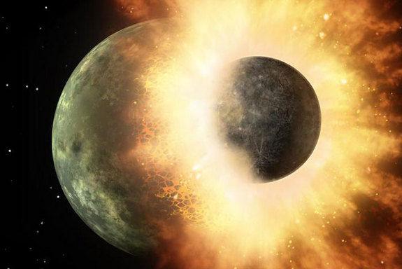Какие секреты о Земле может нам поведать Луна?