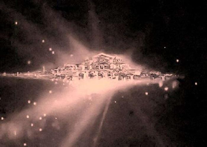 Ученые НАСА нашли загадочную структуру в космосе под названием Обитель Бога