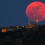 28 сентября будет полное Лунное затмение