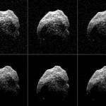 Новые изображения астероида-черепа 2015 TB145