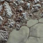 """Изображение """"Бесплодных земель"""" на Плутоне"""