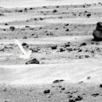 Очередная находка на поверхности Марса –  Марсианский пистолет