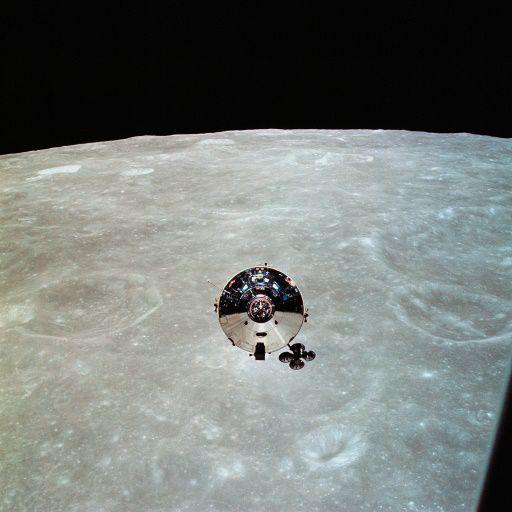 НАСА рассекретило странные звуки, услышанные астронавтами в 1969 году
