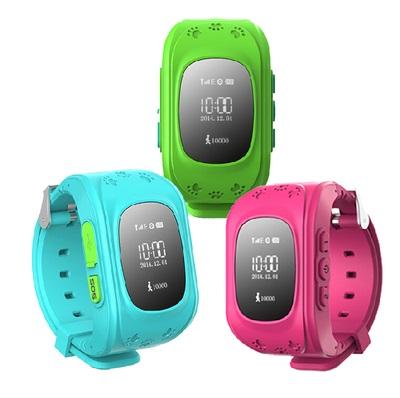 Children's Smart Watch детские часы телефон с GPS датчиком