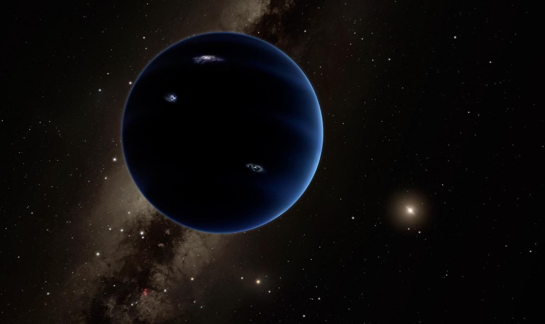 Загадка Солнечной системы - 9 планета